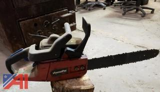 "Homelite 18"" Z3850B Chain Saw"