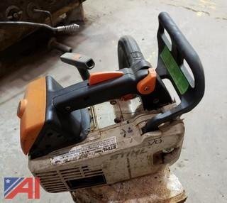 Stihl MS200T Chain Saw