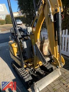 2015 Cat 300.9 Excavator