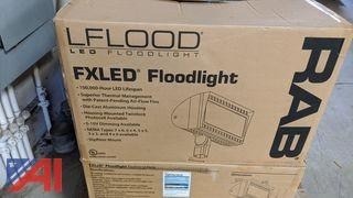RAB FX LED Flood Lights & Posts