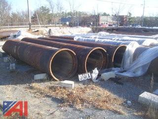 """Ductile Iron Pipes, 30"""""""