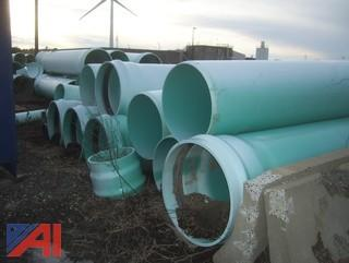 """PVC Pipe, 30"""" and More"""