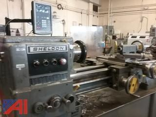 Sheldon Gear Driven Lathe
