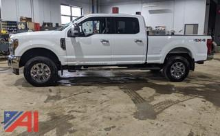**4% BP** 2019 Ford F250 Lariat XLT Super Duty Pickup Truck