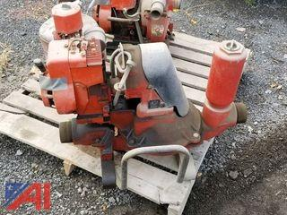 "Homelite 3"" Diaphragm Pumps"
