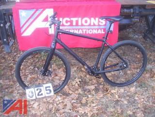 Raleigh Redux 7 Bike