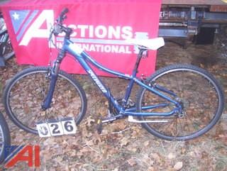 Specialized Ariel Bike