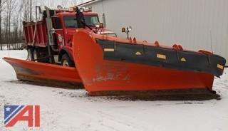 2004 Freightliner FLD112 Dump Truck & Plows