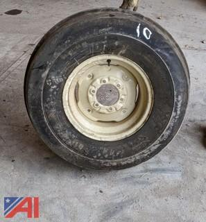 Titan Front Tractor Tire