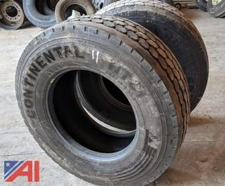 Continental HTC Super Singles Tires