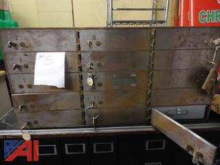 Heavy Steel Security Yale Lock Boxes