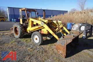 "1964 Case ""Construction King"" 430 Tractor Loader"