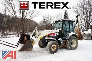 2005 Terex 760B Extendahoe/Backhoe