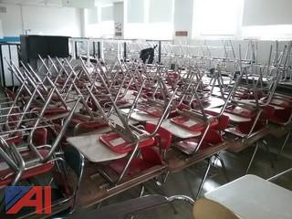 Desks with Chairs