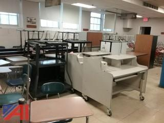 Rolling Carts/Tables