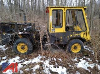 1992 Bombardier BM50A Heavy Equipment (Parts Only)