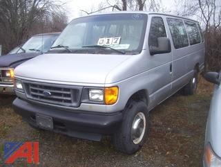 2006 Ford E350 Van