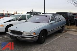 1996 Buick Roadmaster Wagon