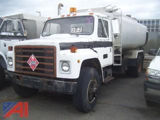 1985 International 1954 Tanker Truck