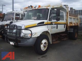 2003 International 4400 Dump Truck