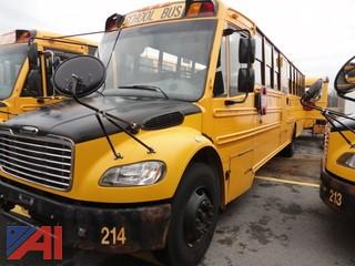 2011 Thomas/Freightliner Saf-T-Liner B2 School Bus