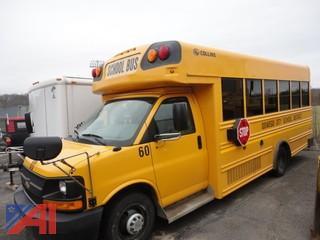 2010 Chevy Express G3500 Wheelchair Mini Bus