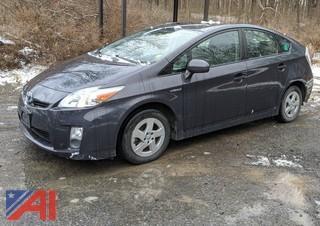 2010 Toyota Hybrid Prius 4DSD