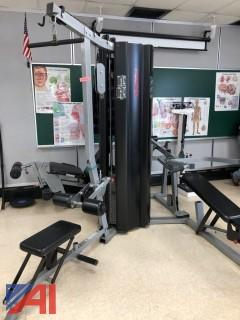 Life Fitness Universal Exercise Multi-function Gym