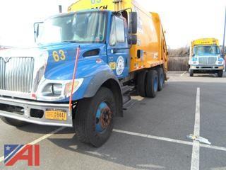 2006 International 7400 Garbage Truck