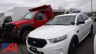 2013 Ford Taurus 4 Door/Police Vehicle