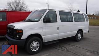 2012 Ford E350 XLT Van