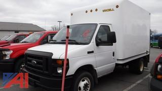 2011 Ford E350 Box Truck with Lift Gate