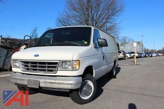 1994 Ford E250 HD Super Van