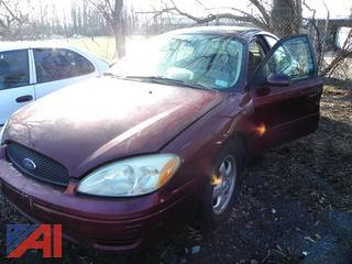 2005 Ford Taurus SE 4 Door