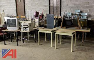Various Office Furniture & More