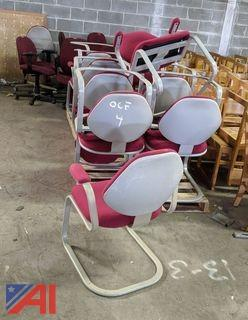 Various Reception & Desk Chairs