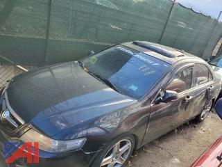 2005 Acura TSX 4 Door