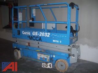 Genie GS-2032 Scissor Lift