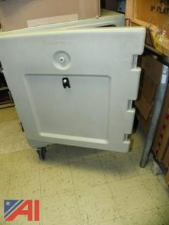 Cambro Insulated Food Transport Unit