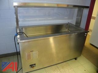 (C) Vollrath Serving Station
