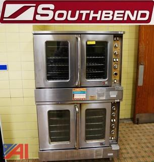Southbend Gas Double Convection Oven