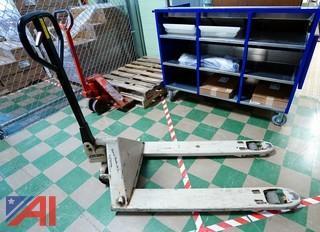 Crown Hydraulic Pallet Truck