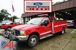 1999 Ford F550 Rescue Vehicle