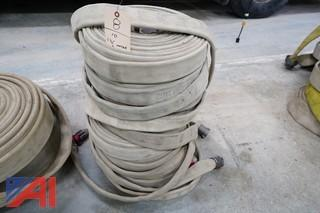 """1 1/2"""" Water Hose and 50' Hoses"""