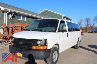 2010 Chevy Express LS3500 Van