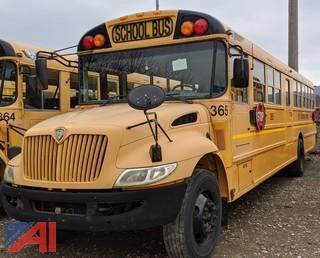 2010 International CE School bus