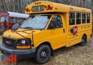 2010 Thomas Savanna Mini School Bus