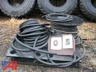 Various Hydraulic Hoses