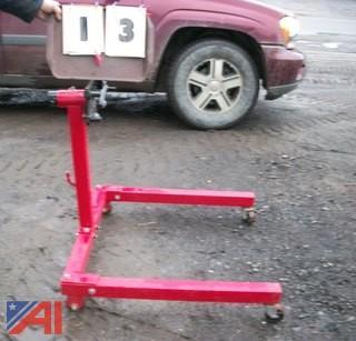 Engine/Motor Stand