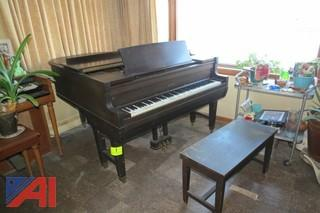 Cable Nelson (Player) Baby Grand Piano